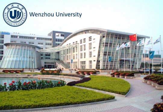 Университет Вэньчжоу : Wenzhou University photo