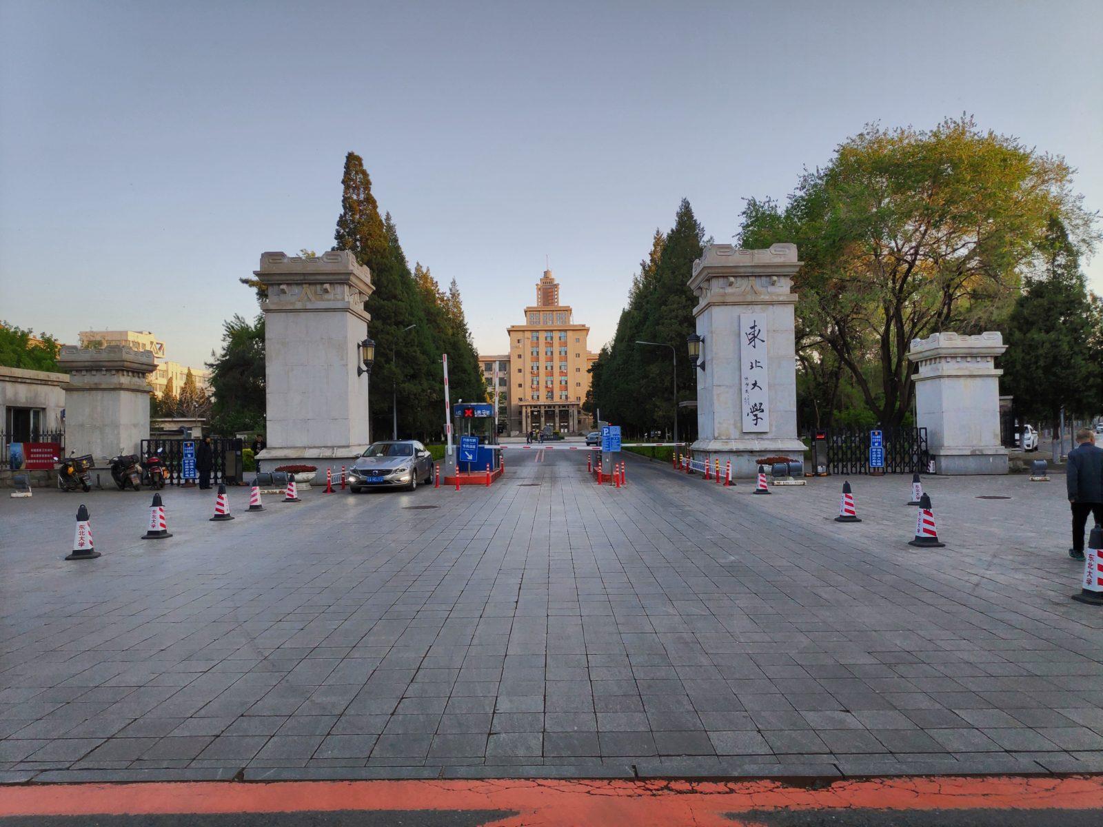 Северо-Восточный Университет грант