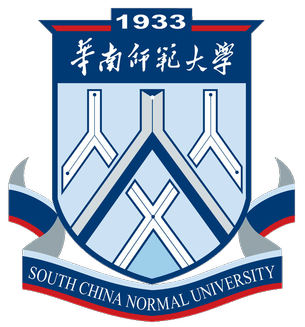 South China Normal University logo